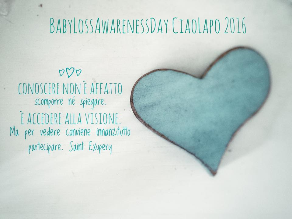 10 anni di Babyloss Awareness Day Italia