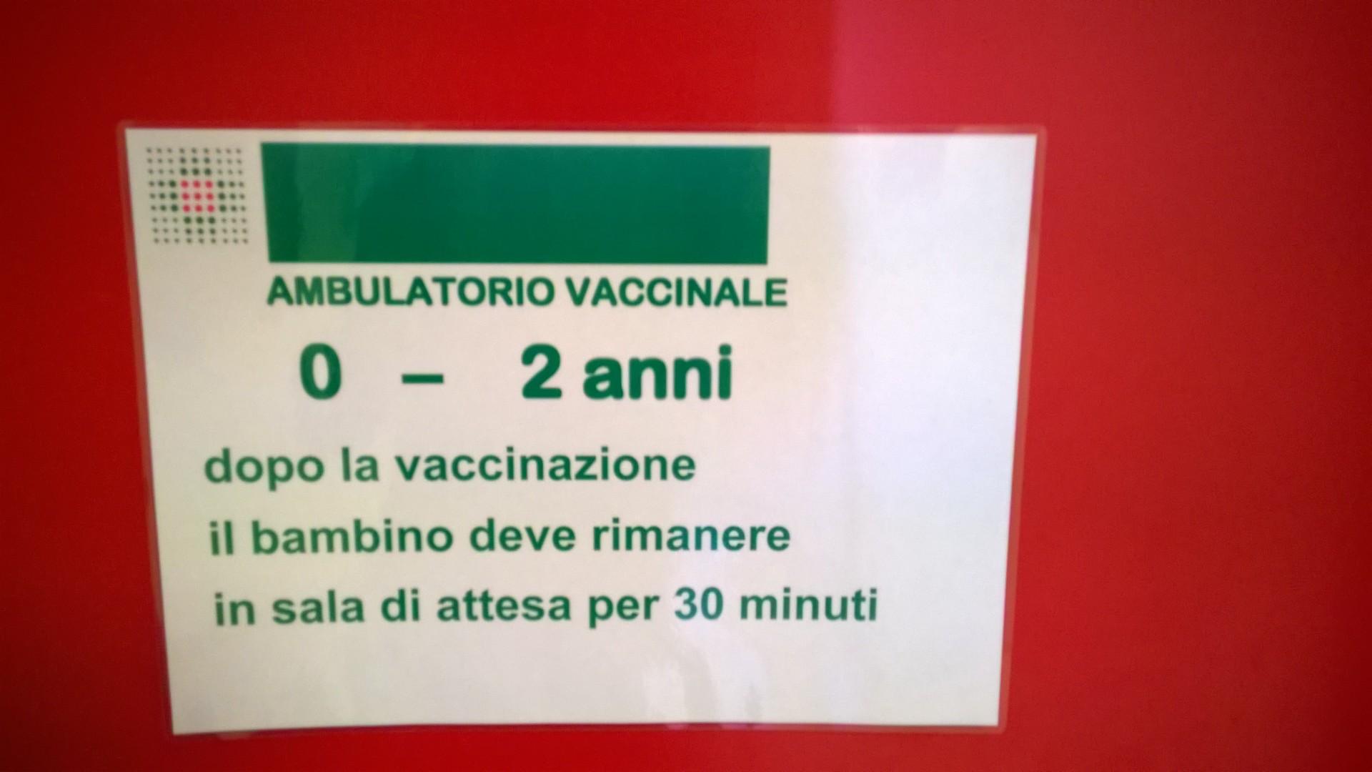 Vaccinazioni:un'indagine per migliorare la comunicazione