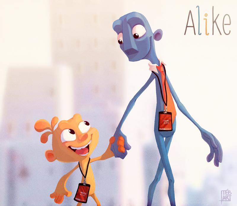 Alike, il potere della spontaneità