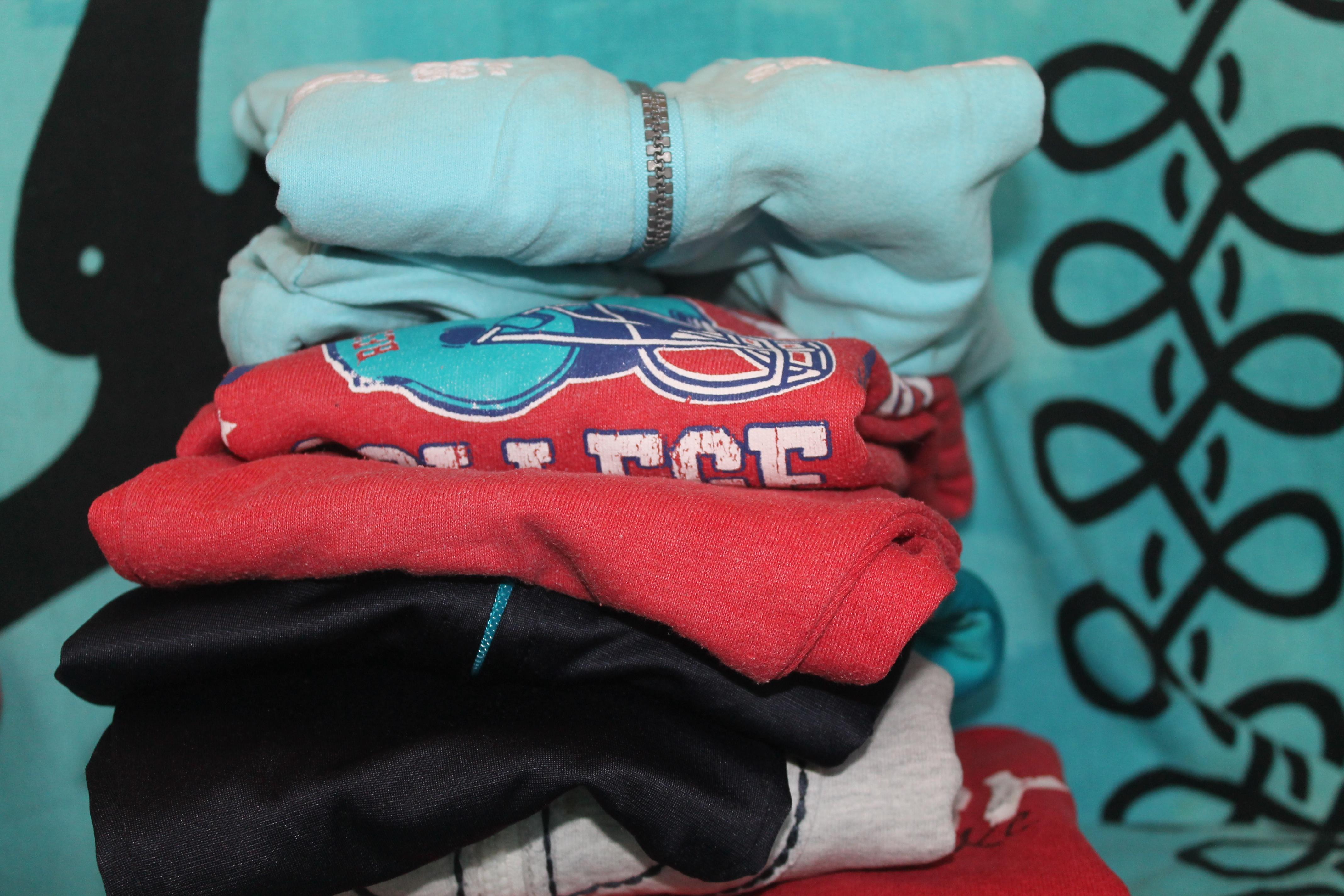 Noi trafficanti di vestiti