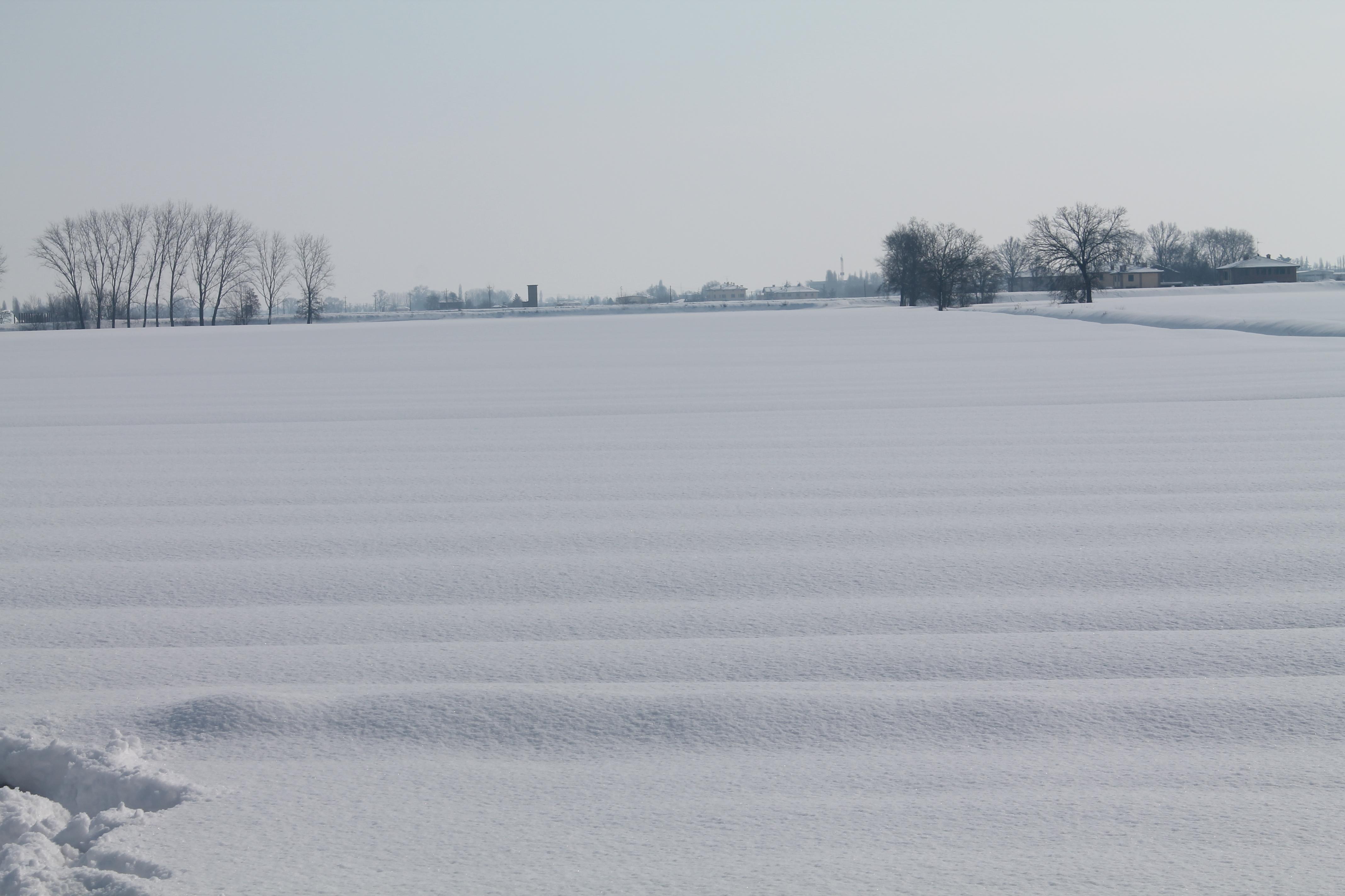 C'era la neve