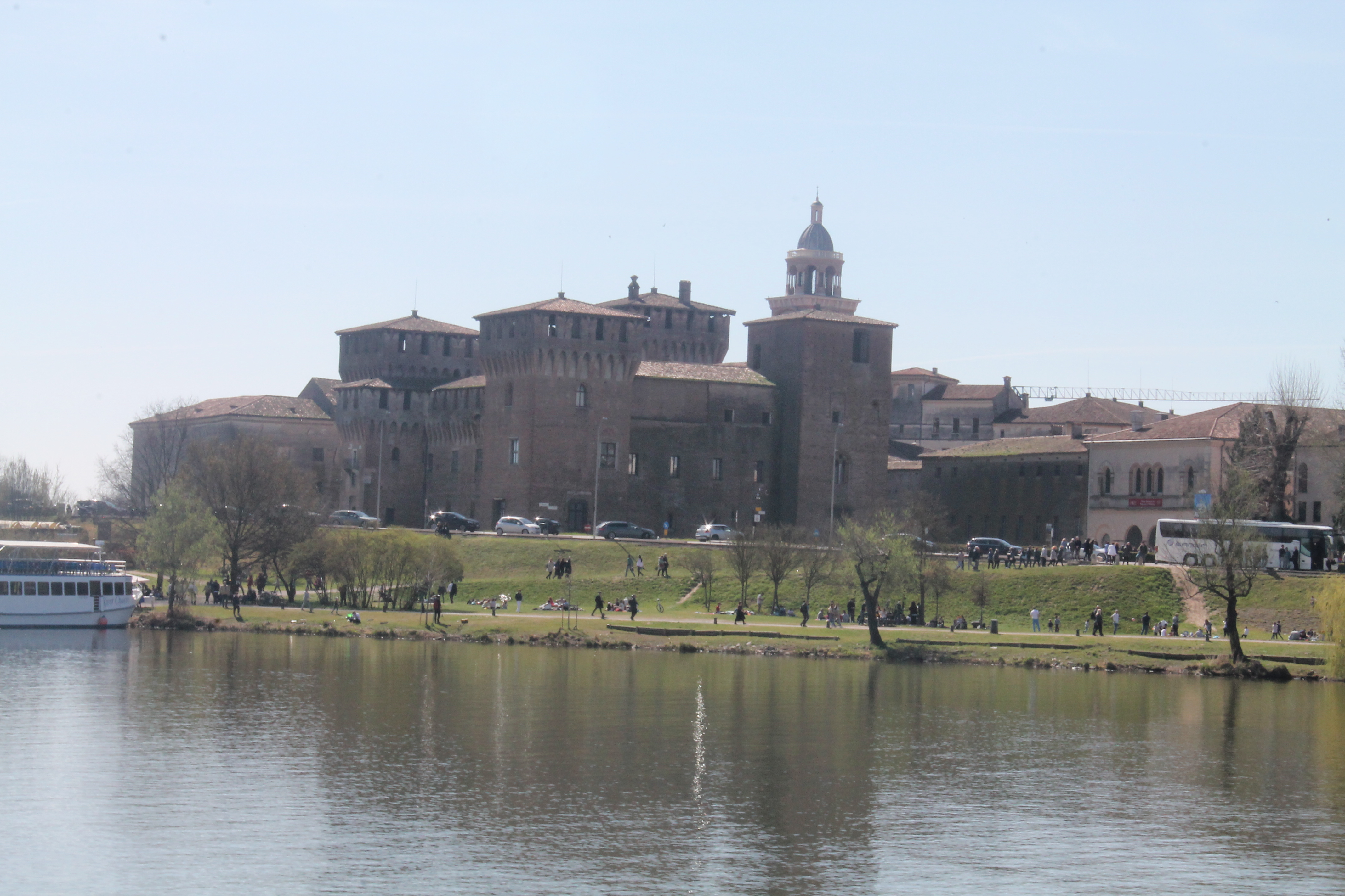 Mantova tra acqua e arte: un giorno nella città dei Gonzaga