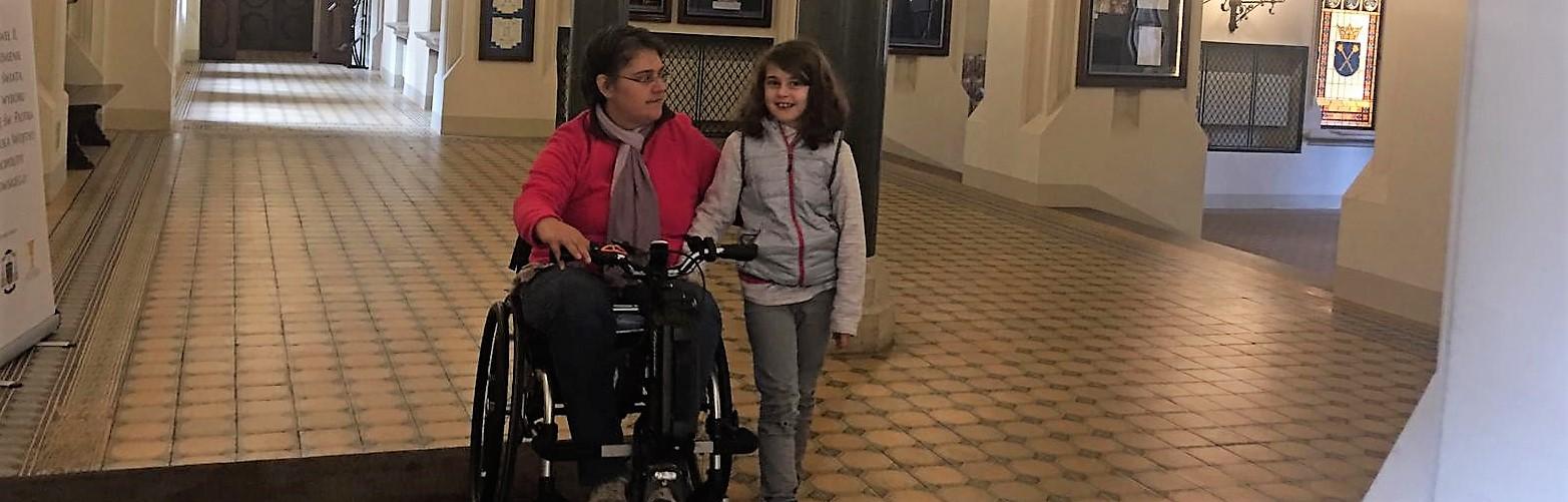 Sofia Riccaboni: Mamma ha le rotelle racconta il suo Erasmus