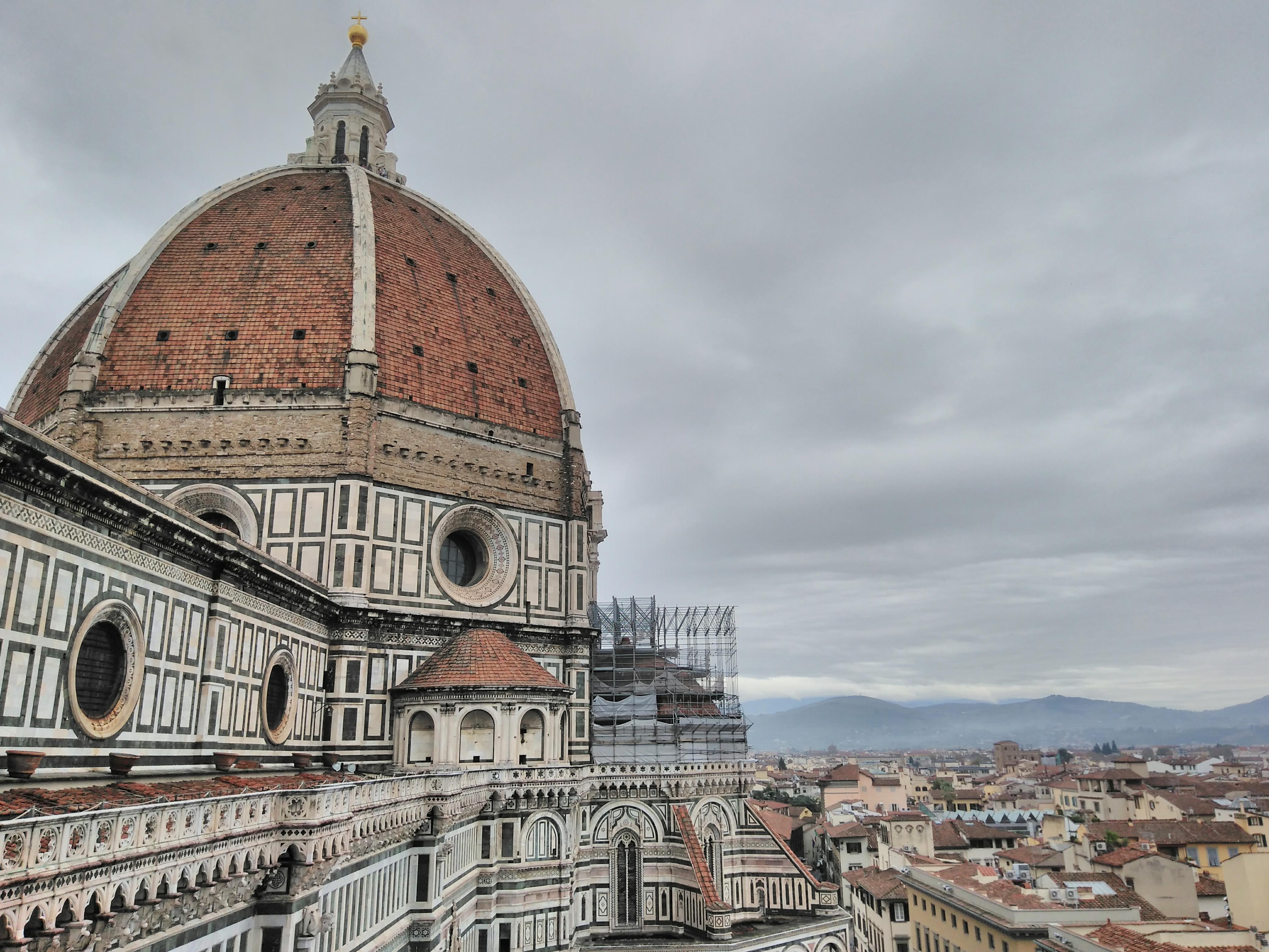 Firenze in tre giorni e mezzo