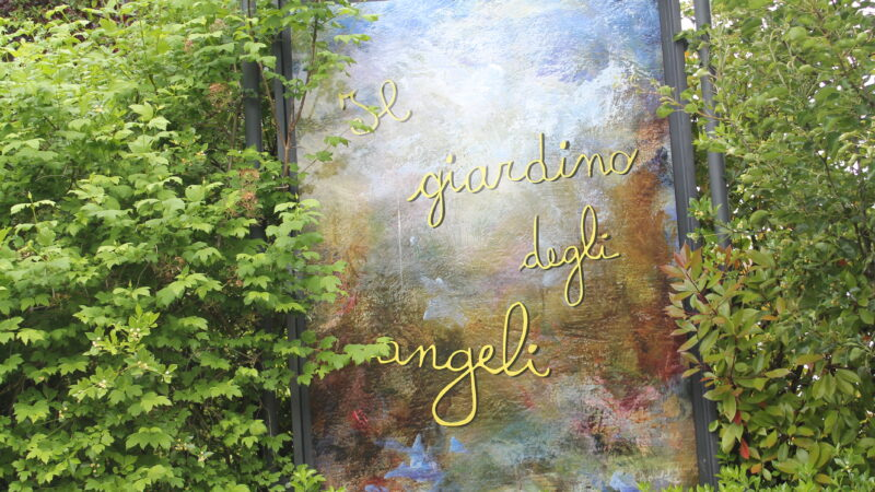 Il Giardino degli Angeli di Castel San Pietro Terme