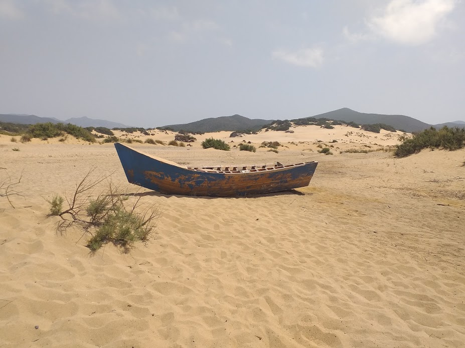 Piscinas e le dune incantate