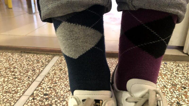 I (miei) calzini spaiati (oltre il mostro della lavatrice)