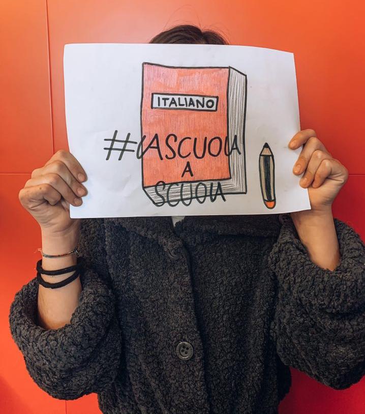 #lascuolaascuola, un comitato per la riapertura sicura
