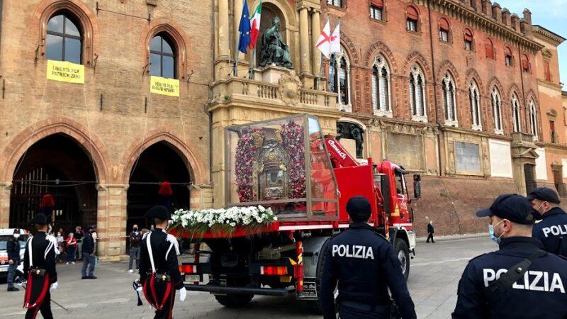 La Madonna di San Luca, Padre Marella e la storia