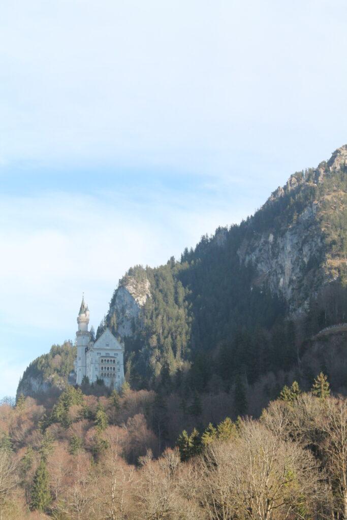 Neuschwanstein, inverno