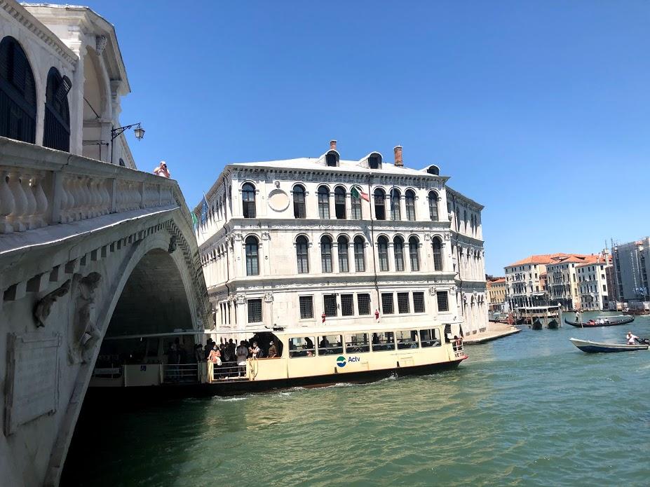 Venezia, il Ponte di Rialto