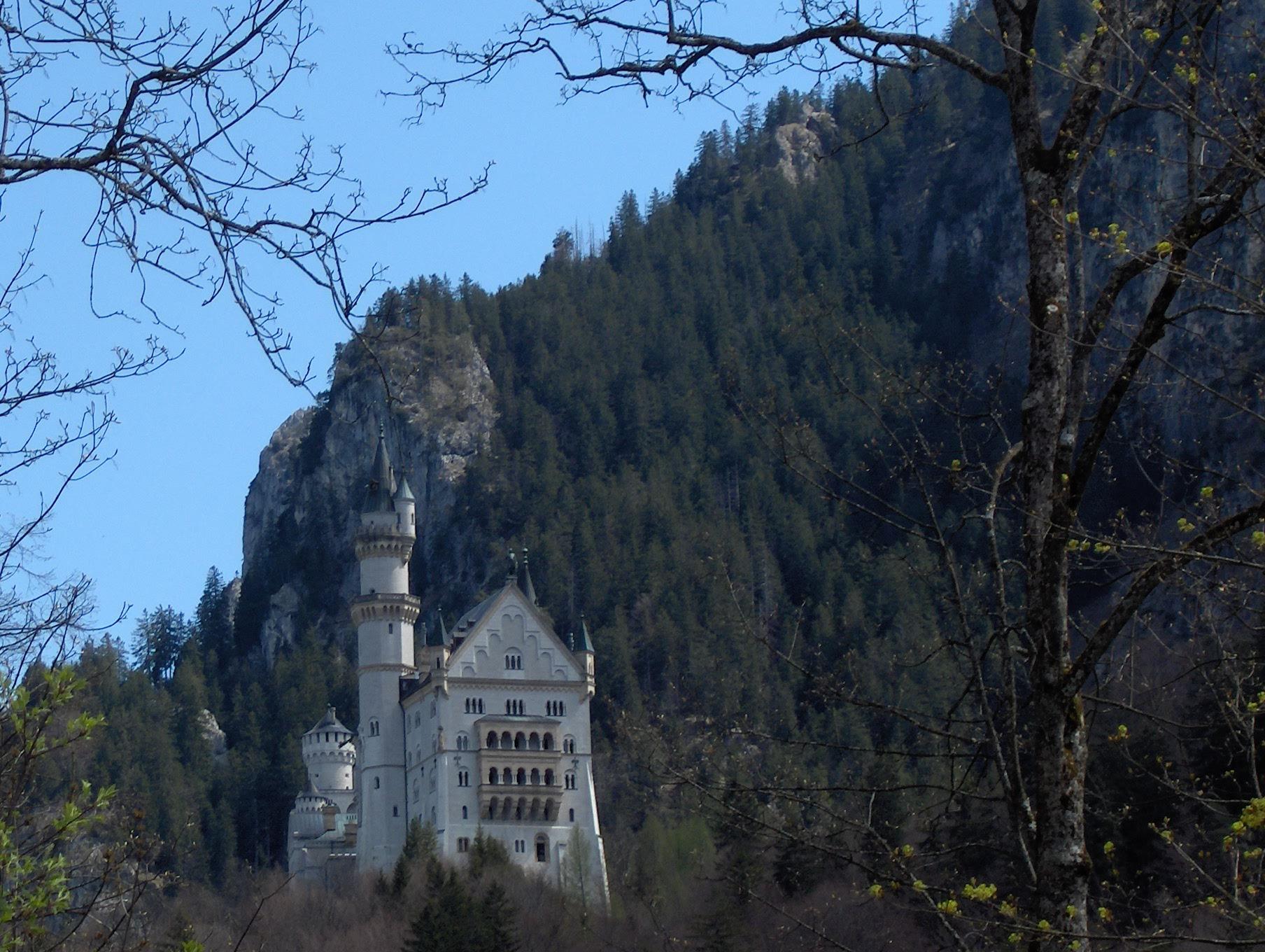 Gironzolare per la Baviera alla scoperta dei castelli di Ludwig