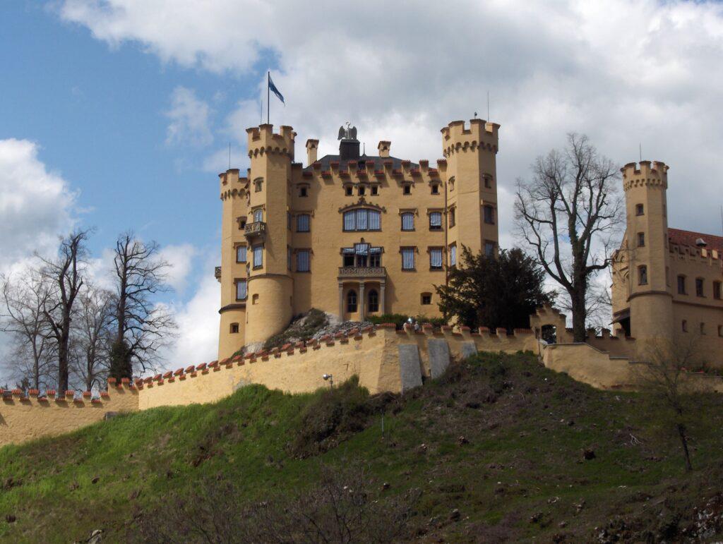 I castelli di Ludwig: Hohenschwangau