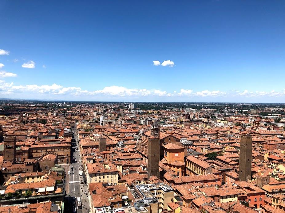 Bologna, torri