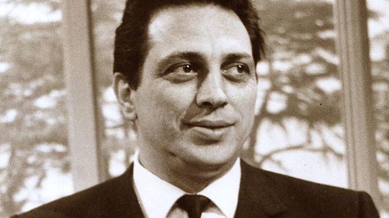 15 novembre 1960, in onda il Maestro Alberto Manzi