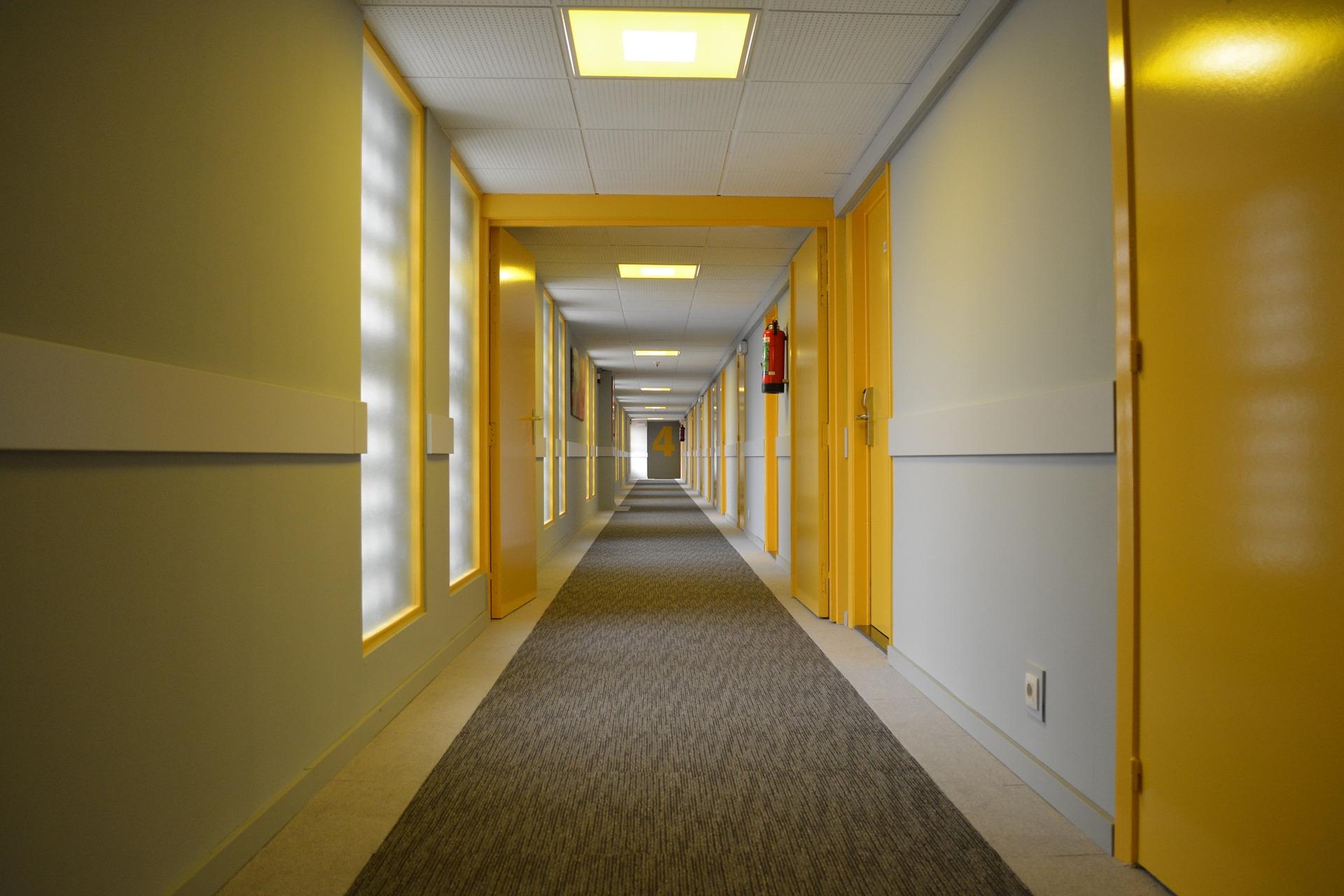 Se si chiama corridoio si può correre