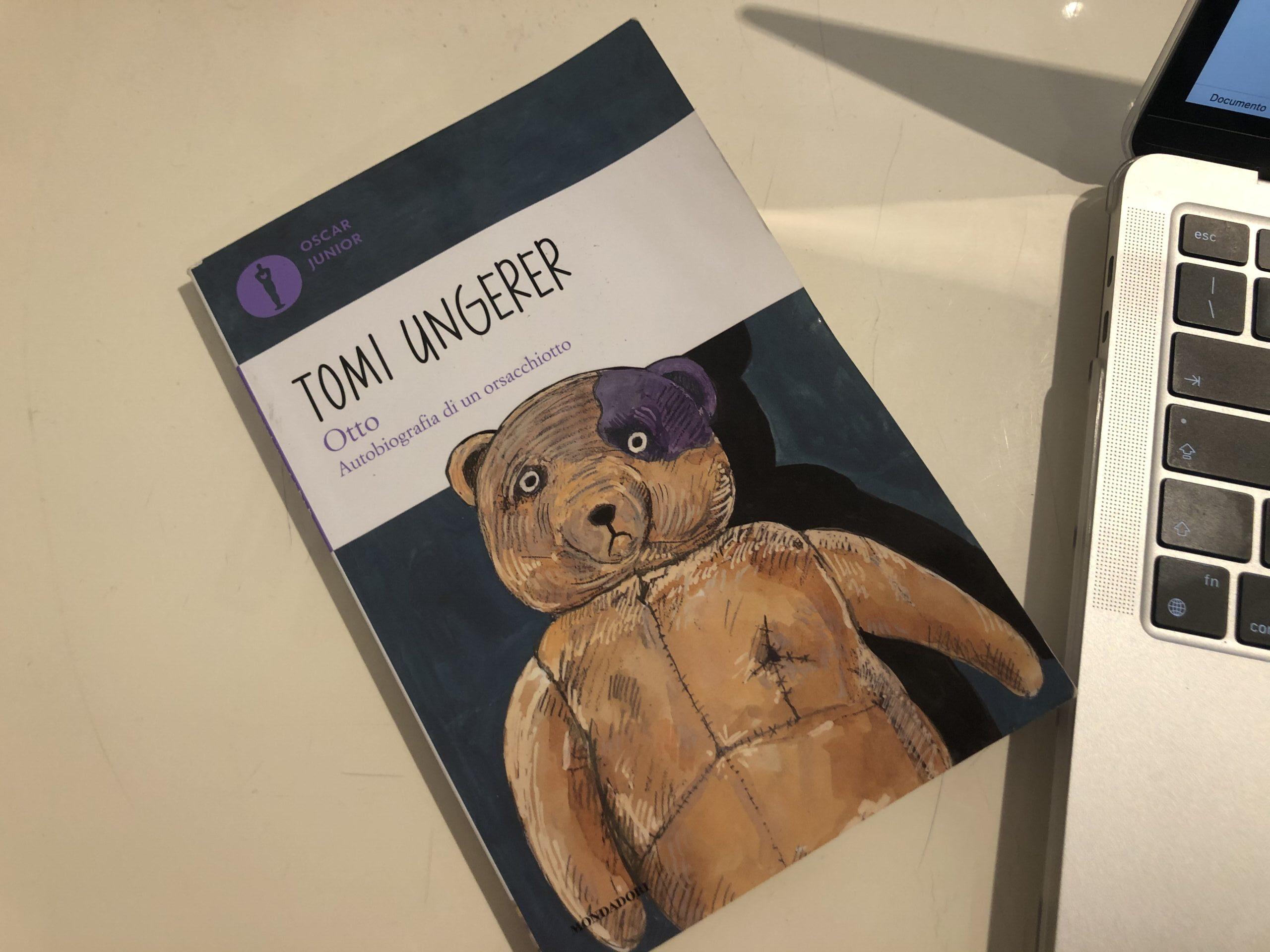 Otto, l'orsacchiotto di Ungerer e la memoria