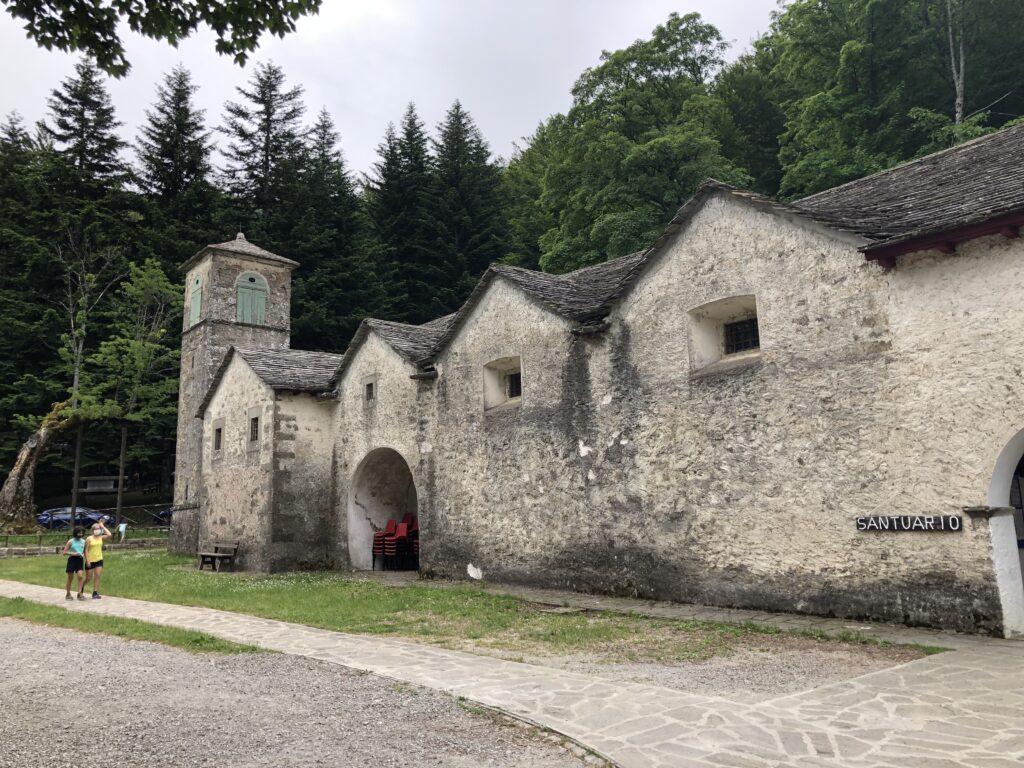 Il Santuario di Santa Maria dell'Acero