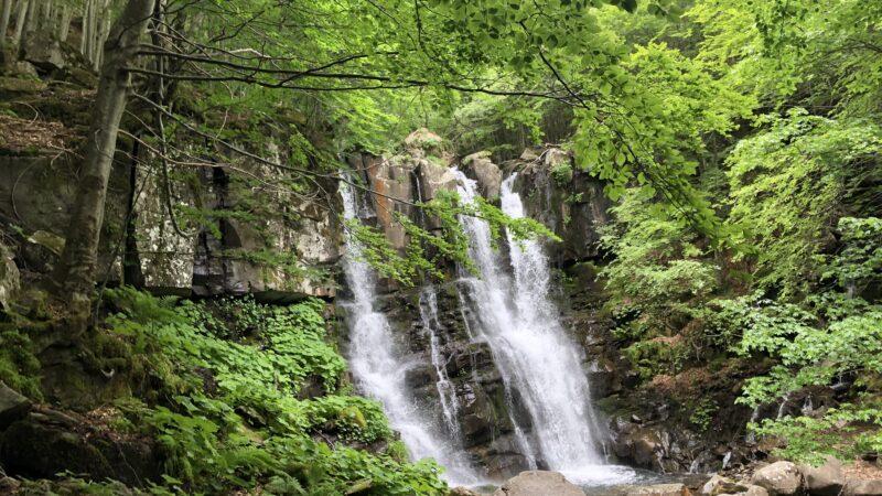 Le cascate del Dardagna